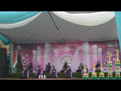 Syauqun Nada Putri Fesban Wedi Jilid III 2016