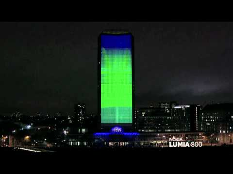 Nokia - 3D projection [Nokia - 3D projekce]