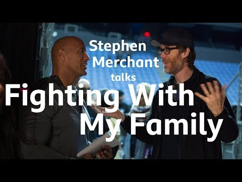 Stephen Merchant Interviewed By Mark Kermode And Simon Mayo