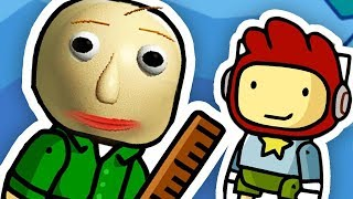 VIREI AMIGO DO BALDIS !! - (Scribblenauts Unlimited #2)