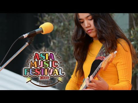 【AMF2016】[Yellow Fang] official video ASIA MUSIC FESTIVAL 2016 in Hamamatsu