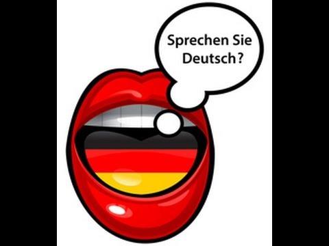 Apprendre l'allemand - Les phrases de base pour les débutants.