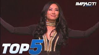 Top 5 Must-See Moments from IMPACT Wrestling for Dec 13, 2018   IMPACT! Highlights Dec 13, 2018
