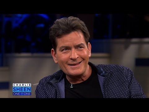 Charlie Sheen Describes His Relationship With His Father