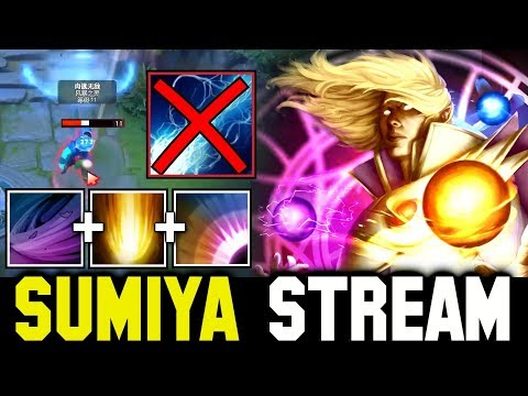 Even Storm Spirit can't Escape this Perfect Combo   Sumiya Invoker Stream Moment #226