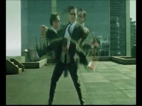 The Matrix Agent Dodge Youtube