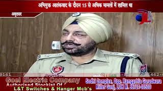 Wanted KCF man arrested by Amritsar Police