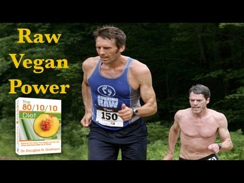 U.S. Runner of the Year Is A Raw Vegan