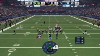 Patriots vs Packers|Madden 16 Week 1