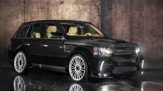 2011 Mansory Range Rover Sport