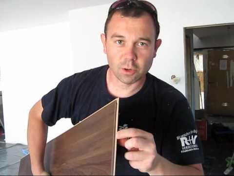 laminat legen mit kronotex express click system youtube. Black Bedroom Furniture Sets. Home Design Ideas