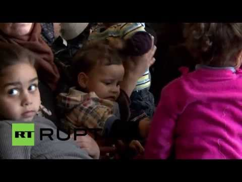 Syria: Army evacuates Yarmouk refugee camp after huge IS gains