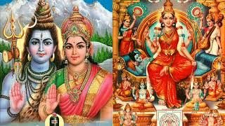 Powerful Shiva & Devi Stotram from Brahmanda Puranam with discourse Brahmasri Chaganti Koteswara Rao