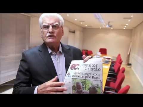 Bispo Carlos Alberto recomenda leitura do Expositor Cristão