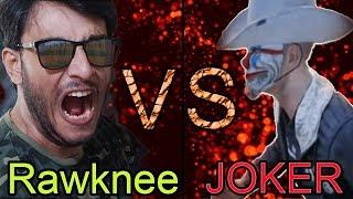►Rawknee Meets Joker Reaction PART 9 (Joker Highlights)   Fist Fight!   KM Champs