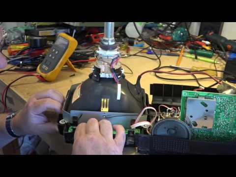 Sony KV8AD10 TV Repair   Dead set