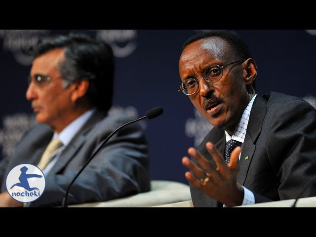Rwandan President Destroys Bad African Leaders with Brutal Speech