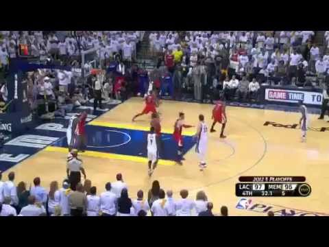 NBA Playoffs 2012_ Los Angeles Clippers Vs Memphis Grizzlies Game 1 Highlights (1-0).flv