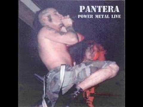 Pantera LIVE version:The Sleep 1989 Dallas TX Video