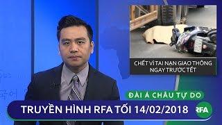 Tin tức thời sự | Hàng chục người chết trước Tết do giao thông Việt Nam