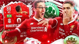 FIFA 19: FUTMAS FIRMINO SQUAD BUILDER BATTLE VS ALLINFIFA