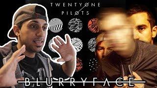 Twenty One Pilots - Blurryface   FULL ALBUM REACTION!