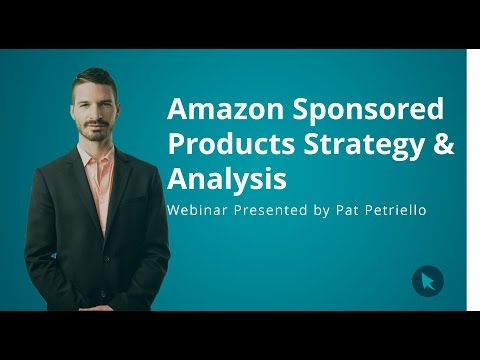 Amazon Sponsored Products Strategy & Analysis in March '15 | CPC Strategy