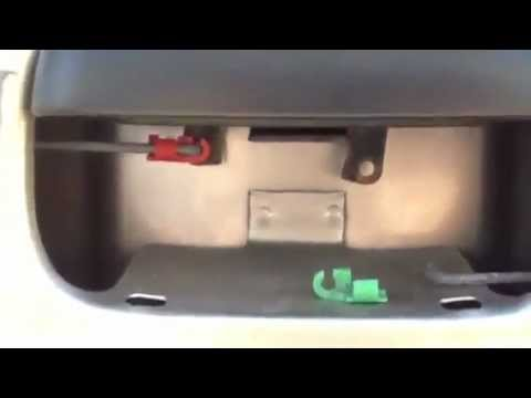 Chevy Tailgate Latch Clip Repair