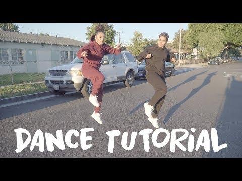 Ceraadi's Super Lit Instagram Dance Tutorial 🔥💃🏽