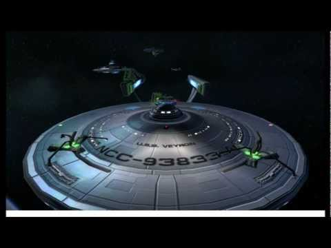 Star Trek Online Assimilated Borg Tech Set On 8 Ship Classes