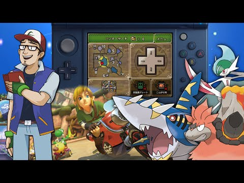 New 3DS, Mega Evolutions, and Lots of DLC