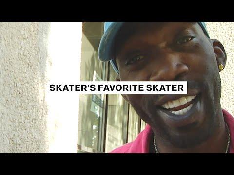 Skater's Favorite Skater | Stevie Williams