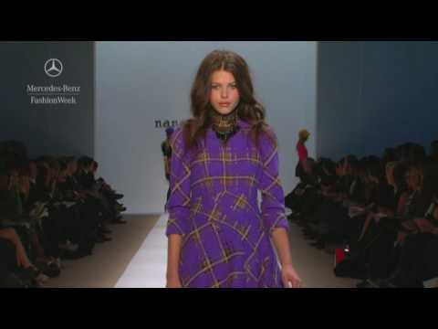 Nanette Lepore Fall 2009 runway show, Mercedes-Benz Fashion Week Video