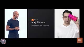 Xiaomi Redmi Note 7 Live 🔴 Launch Event  Xiaomi Product Launch