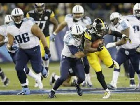 STEELERS BEAT TITANS NOV 17