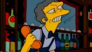 Bart Prank Calls Moe - Seymour Butz
