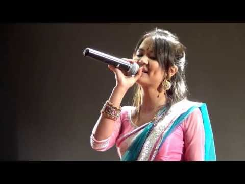 Sushmita Live at Dharmanagar Tripura