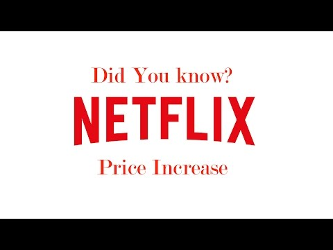 Netflix Price Increase For Grandfathered Subscribers