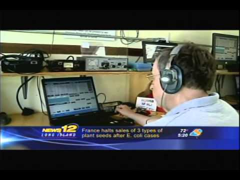 Great South Bay Amateur Radio Club News 12 coverage