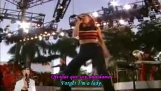"Shania Twain  ""Man! I Feel Like A Woman!"" Lyrics and Subtitulos Español."