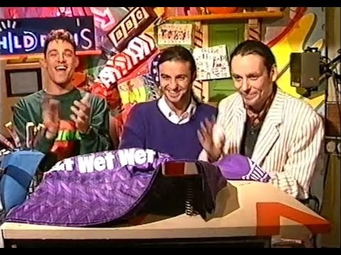 Wet Wet Wet - Shed A Tear