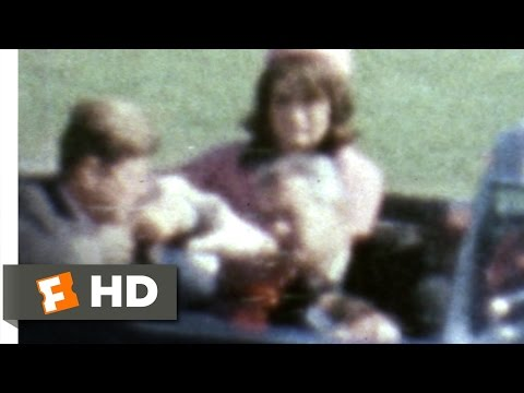 JFK Movie Clip - watch all clips http://j.mp/Vy0ZH1 click to subscribe http://j.mp/sNDUs5 Jim Garrison (Kevin Costner) repeatedly shows the Zapruder film in ...