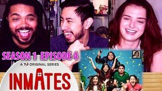 TVF INMATES | S01E04 | Reaction w/ Chuck & Olena!