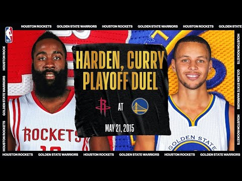 Harden & Curry Duel In Playoff Showdown | #NBATogetherLive Classic Game