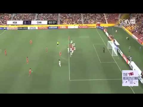 Saudi Arabia - China / 0:1