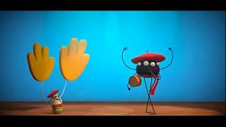 Animation Movie: Funny Spider - Pipas and Douglas Dance ✔