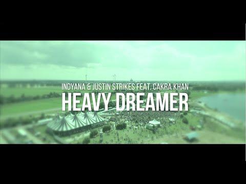 Indyana & Justin Strikes feat. Cakra Khan - Heavy Dreamer (Dreamfields Bali 2015 Anthem)
