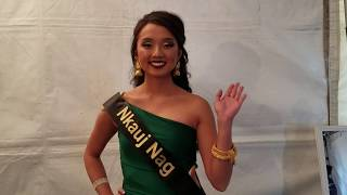 Fresno Hmong New Year 2018-One On One With Pageant Nkauj Nag
