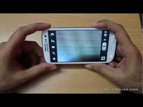 Samsung Galaxy S3 Camera review with sample shots / video