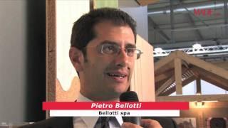 Pietro Bellotti parla dell'applicazione dei prodotti Bellotti in edilizia